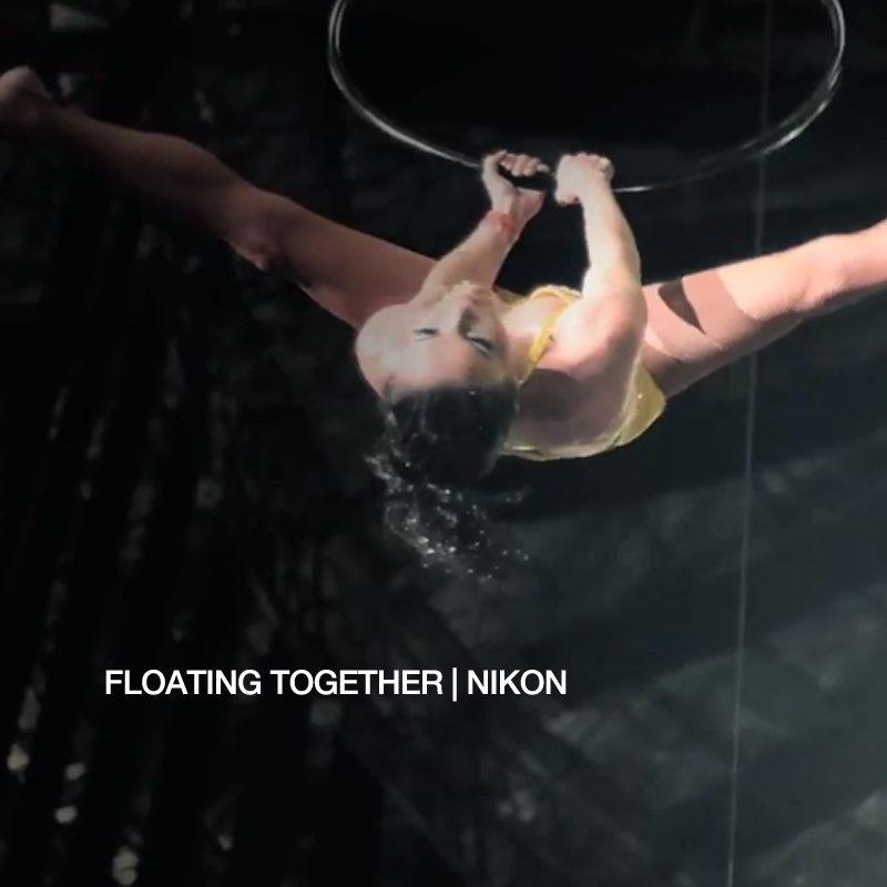 Floating Together
